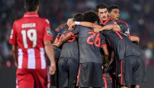 SC Braga voa com os três pontos