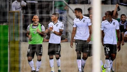 Vitória SC bate GD Chaves na jornada inaugural