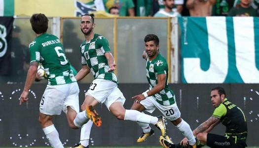 Moreirense vs Sporting CP (destaques)