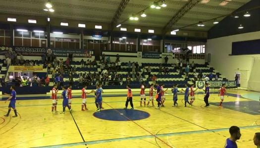 SC Braga/AAUM empata com Belenenses