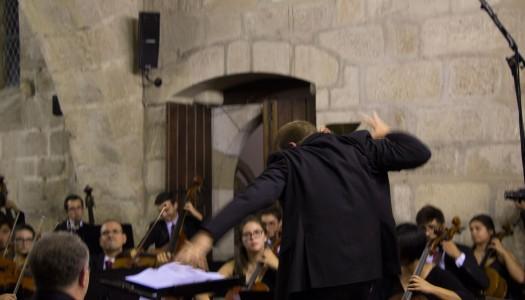A sinfonia recebeu o Outono