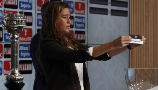 SC Braga vai a Santo Tirso, Vitória SC a Beja e Moreirense a Gaia