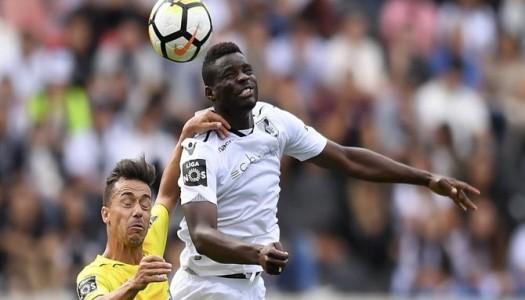 Rincon dá três pontos ao Vitória SC