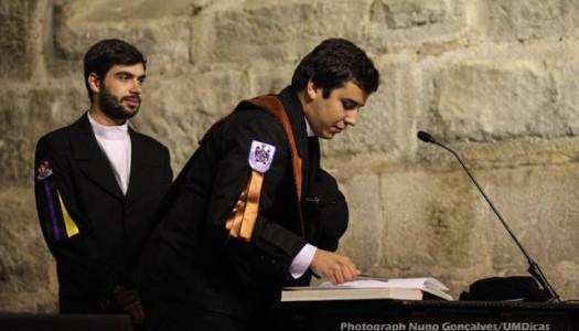Nuno Reis apresenta candidatura à presidência da AAUM