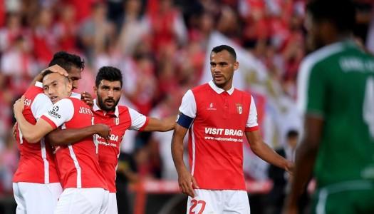 "Braga vence e avança na ""prova rainha"""