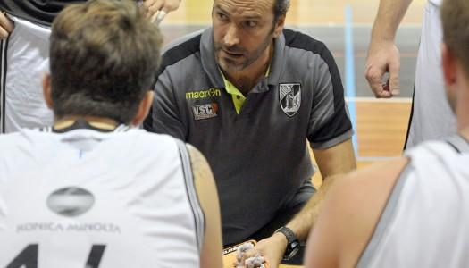 Basquetebol: sede de vencer na nova época do Vitória SC