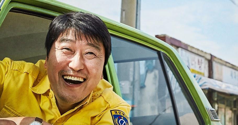 Capa - Taeksi Woonjunsa ( Um Motorista de Taxi 2017 )