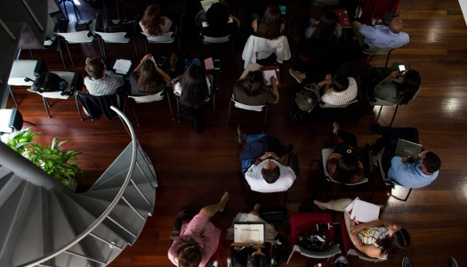 Docentes e investigadores protestam contra a precaridade laboral