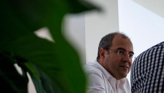 """Nuno Artur Silva: """"Se estivesse nas nossas mãos, teríamos contratos em vez de recibos verdes"""""""