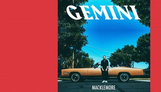 GEMINI, o fracasso de Macklemore