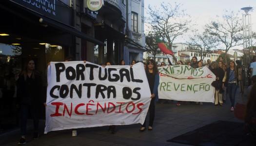 Braga promove ações de sensibilização sobre incêndios