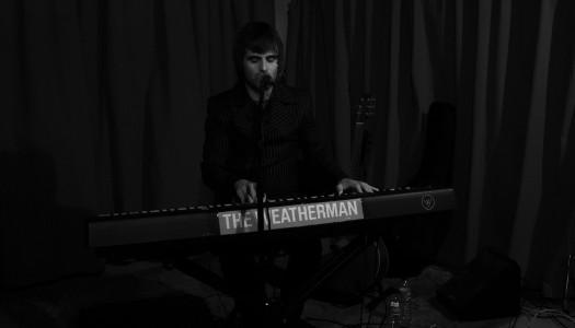 """O """"concerto privado"""" de Weatherman"""