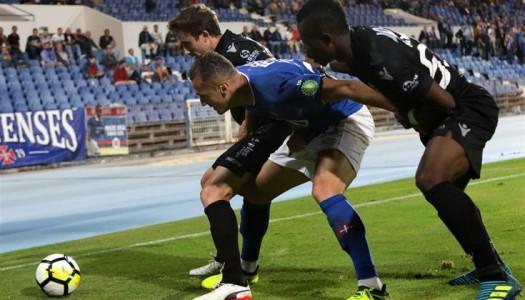 Vitória SC perde no Restelo
