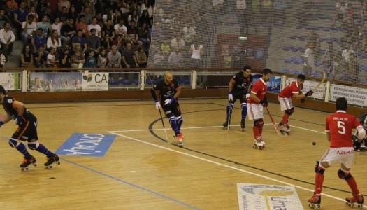 Juventude de Viana vende cara a derrota frente ao SL Benfica