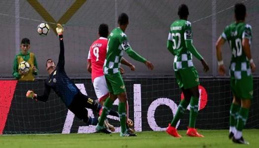 Moreirense vs SC Braga (destaques)