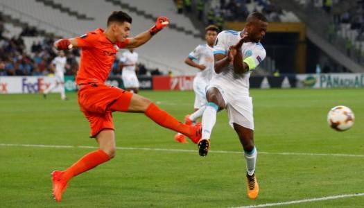 Liga Europa: Vitória SC mais longe do apuramento