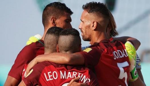 Cinco jogadores do SC Braga na seleção nacional