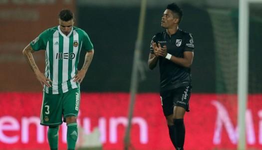 Vitória SC rouba três pontos em Vila do Conde