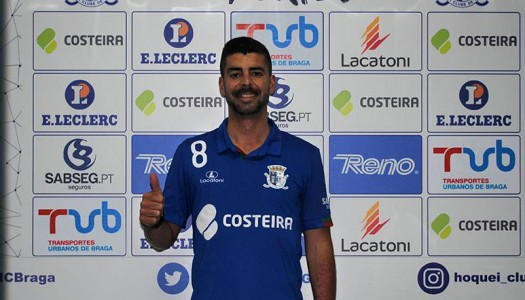 Gonçalo Suissas garante empate para o HC Braga
