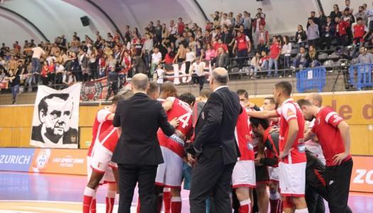 Taça da Liga: SC Braga/AAUM inicia Final Eight contra o Modicus