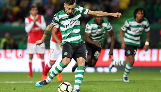 Sporting CP vs SC Braga (destaques)