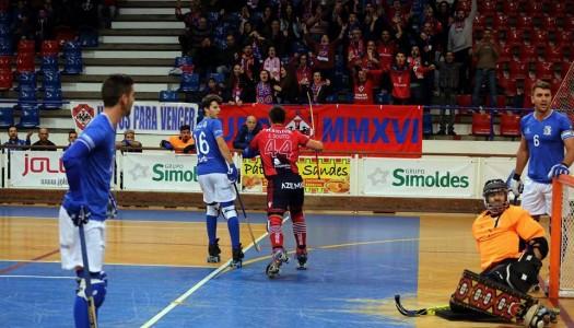 HC Braga soma nova derrota
