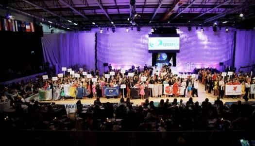 Famalicão foi palco europeu da dança desportiva