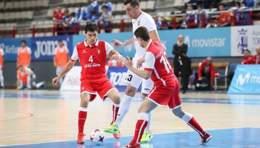 Derrota com o Kairat dita eliminação do SC Braga/AAUM