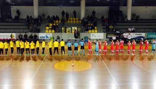 SC Braga/AAUM sai derrotado frente ao Quinta dos Lombos