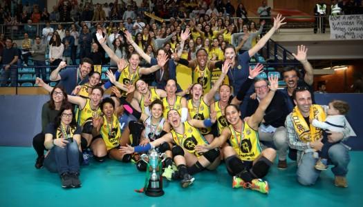 Voleibol: equipas minhotas com vida difícil na Taça de Portugal