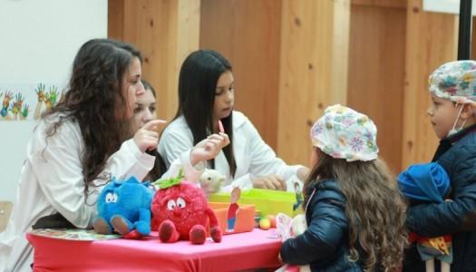 """""""Hospital dos Bonequinhos"""" envolve 300 alunos da Universidade do Minho"""
