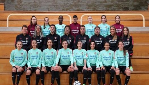Jogadoras do FC Vermoim convocadas para a seleção de futsal