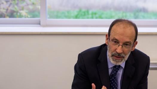 """Rui Vieira de Castro: """"Não temos condições para aumentar o valor das propinas"""""""