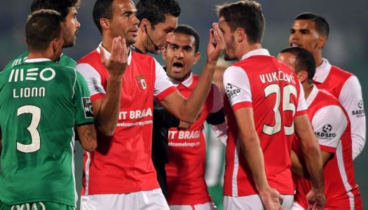 SC Braga cai na Taça de Portugal com o Rio Ave