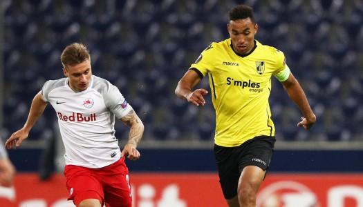 Derrota na Áustria coloca Vitória SC mais longe do apuramento
