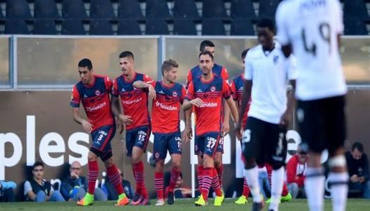 Vitória SC surpreendido por goleada da Oliveirense