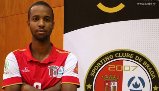 Nilson convocado para a seleção portuguesa