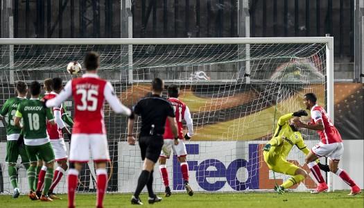 SC Braga empata na Bulgária