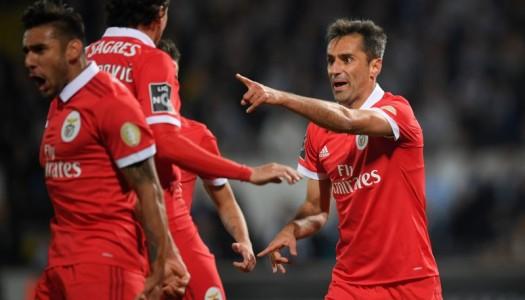 Vitória SC vs SL Benfica (destaques)