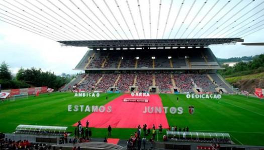 Jogo à porta fechada para o SC Braga