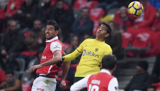 SC Braga vence e aproxima-se do pódio