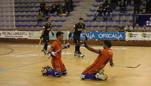 Juventude de Viana vence HC Turquel