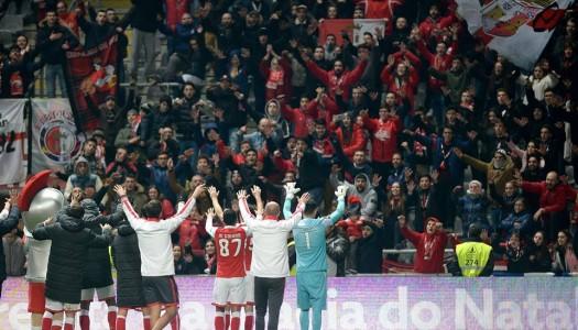 SC Braga regressa às vitórias com goleada