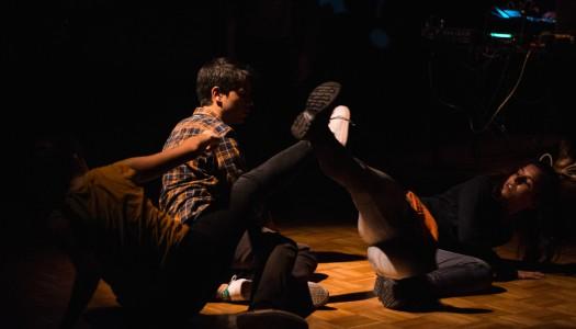 GUELRA. A dança flui em estado líquido