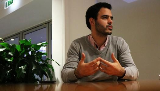 """João Ferreira: """"A responsabilidade com que os alunos votam também é das próprias listas"""""""