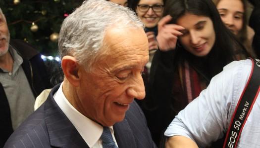 Estudo sobre a economia portuguesa traz Presidente da República à UMinho