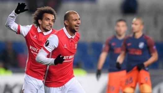 SC Braga perde, mas garante primeiro lugar