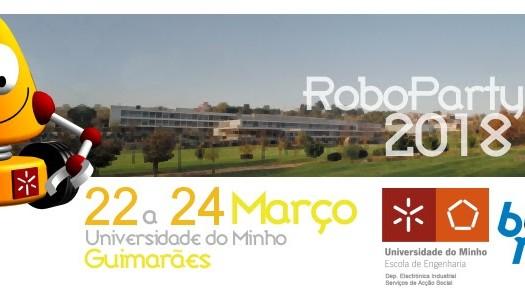 12ª edição da RoboParty na Universidade do Minho