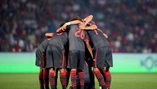 SC Braga afastado da Taça CTT