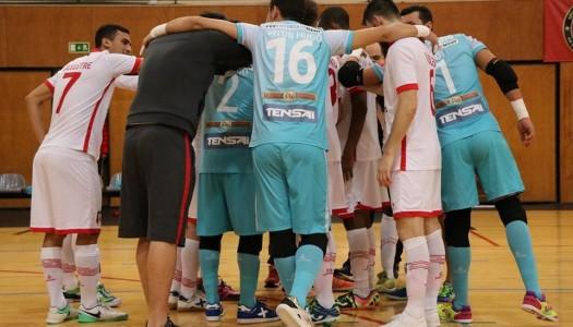 SC Braga/AAUM consolida terceiro lugar com nova vitória